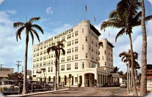 Florida West Palm Beach Hotel George Washington