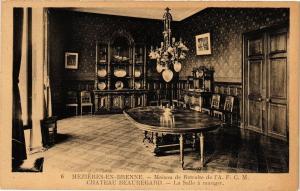 CPA Mezeres-en-Brenne Maison de Retraite de l'A.F.C.M. Chateau... (201907)