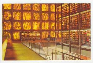 The Beinecke Rare Book &Manuscript Library,New Haven,CT,40-60