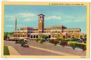 Missouri Pacific Depot, Little Rock Ark