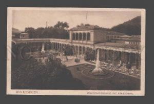 086692 GERMANY Bad Kissingen Konuersationshaus mit Vintage PC