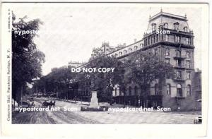 Congress Hall, Saratoga Springs NY,