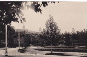 RP, A Glimpse Of The Union Buildings, Pretoria, South Africa, 1920-1940s