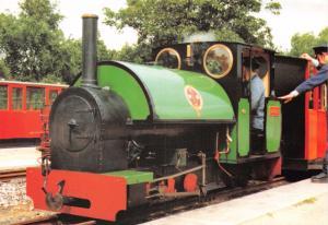Limited Edition Postcard Badger Kirkless Light Railway Clayton West #10124
