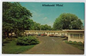 Windewald Motel, Martinsburg WV