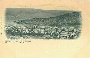 11689  - Ansichtskarten  VINTAGE POSTCARD -  Deutschland GERMANY -  BOPPARD 1908