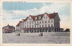 Maine Old Orchard Atlantic House Hotel 1925