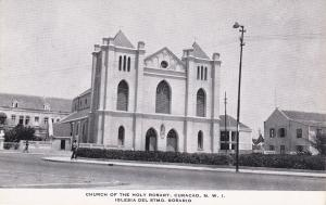 CURACAO, Netherland Antilles; Church of the Holy Rosary, 20-30s