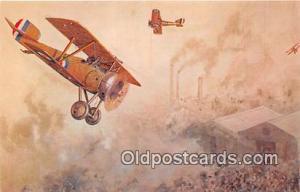 Postcard Post Card Nieuport 17, WWI