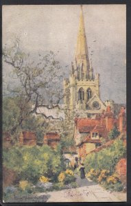 Sussex Postcard - Chichester Cathedral   DP311