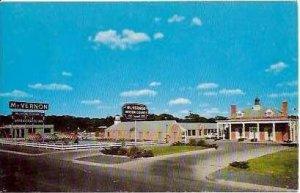 TX Austin Mt Vernon Motor Inn 1959