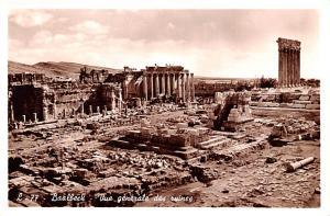 Baalbeck, Syria Postcard, Syrie Turquie, Postale, Universelle, Carte Vue Gene...