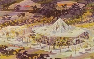 Christan Science Pavilion Peace Through Understanding New York Worlds Fair 19...