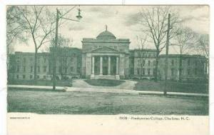 Presbyterian College,Charlotte,North Carolina, 00-10s