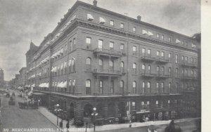 ST. PAUL , Minnesota , 00-10s ; Merchants Hotel
