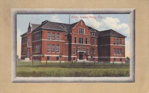Public School, TABER, Alberta, Canada, PU-1913