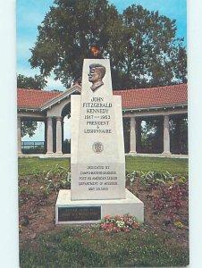 Pre-1980 JOHN F. KENNEDY JFK MEMORIAL Kansas City Missouri MO AE7491