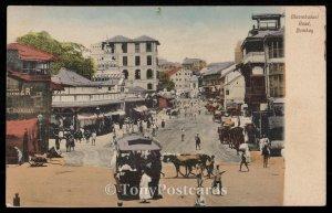 Moombadevi Road, Bombay