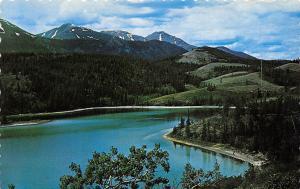 USA Rainbow Lake Emerald Whitehorse Carcross Road Yukon