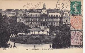 L'Hotel De Ville, Le Havre (Seine Maritime), France, PU-1912