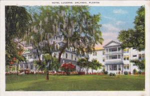 Florida Orlando Hotel Lucerne