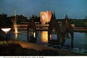 Annunciation Garden and Angelus Bells,Belleville,IL BIN