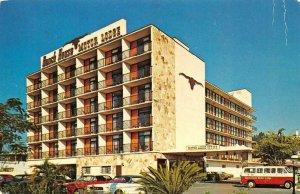 RANCH HOUSE Motor Lodge Sarasota, Florida Roadside ca 1960s Vintage Postcard