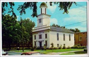 Presbyterian Church, Lancaster NY