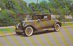 1931 Packard Coupe Vintage Car