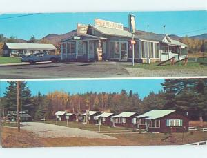 Pre-1980 COFFEE BREAK RESTAURANT Twin Mountain In White Mountains NH F7737