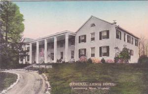West Virginia Lewisburg General Lewis Hotel