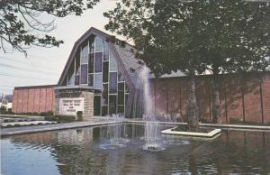 Exterior,  Country Music Hall of Fame,   Nashville,  Tennessee,   40-60s