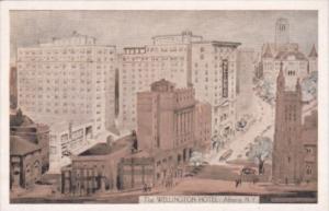 New York Albany The Wellington Hotel