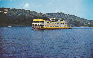 Johnston Chaperon Johnston Party Boats Cincinnati Ohio 1962