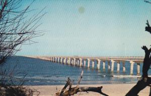 Chesapeake Bay Bridge-Tunnel Norfolk Virginia Beach Virginia
