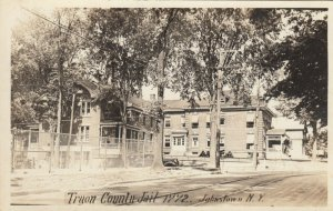 RP: JOHNSTOWN , New York, 1900-10s ; Tryon County Jail