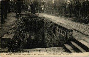 CPA Juilly - College - Fontaine Sainte-Genevieve (1038578)