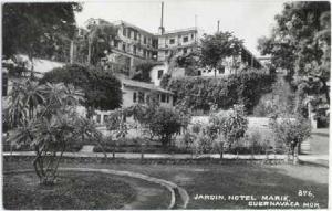 RPPC Jardin Hotel Marik Cuernavaca Morelos Mexico