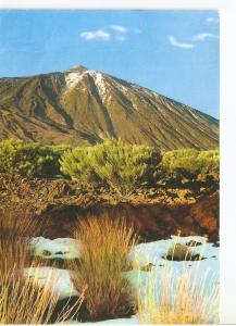 Postal 045598 : Tenerife. El Teide
