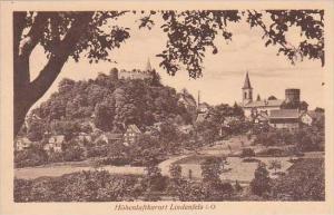 Germany Lindenfels Totalansicht