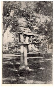 Connecticut , Old Whipping Post ,PMC