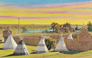 Fort Macleod, Alberta, Canada, 60´s-80´s