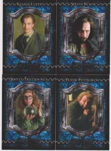 HARRY POTTER AND THE PRISONER OF AZKABAN COLLECTORS CARDS - 633