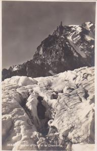 RP, Glacier d'Orn Et La Chandelle, Switzerland, 1920-1940s