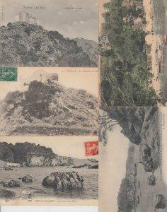 MAGAUD VAR (DEP.83) COTE D'AZUR 13 Cartes Postales 1900-1940
