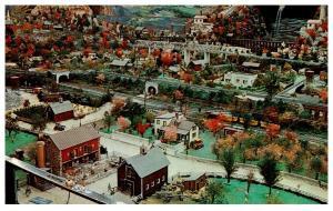 Pennsylvannia Shartlesville  , Roadside America -Minature Village
