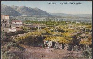 Jericho General View Postcard No. 24503 - Israel Palestine