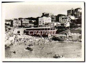 Modern Postcard Biarritz