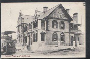 South Africa Postcard - Seamens Institute, Port Elizabeth      RS15880