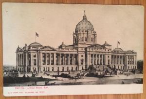 Capitol, Little Rock, Ark. E. C. Kropp Publ. 3023